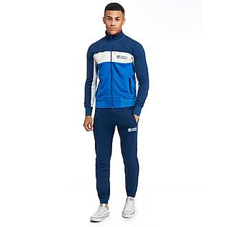 Franklin & Marshall Colour Block Tracksuit
