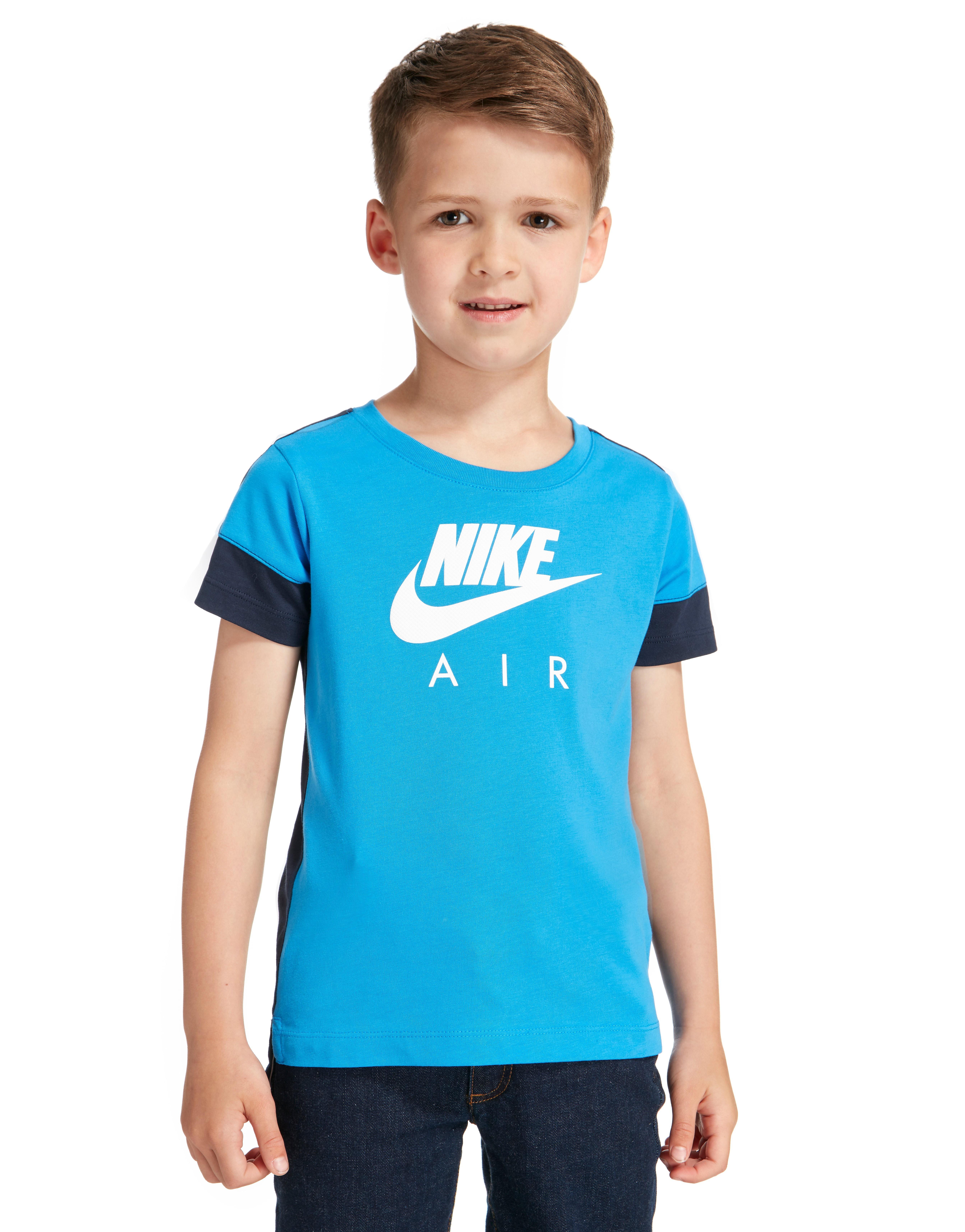 Nike Air Colour Block T-Shirt Children