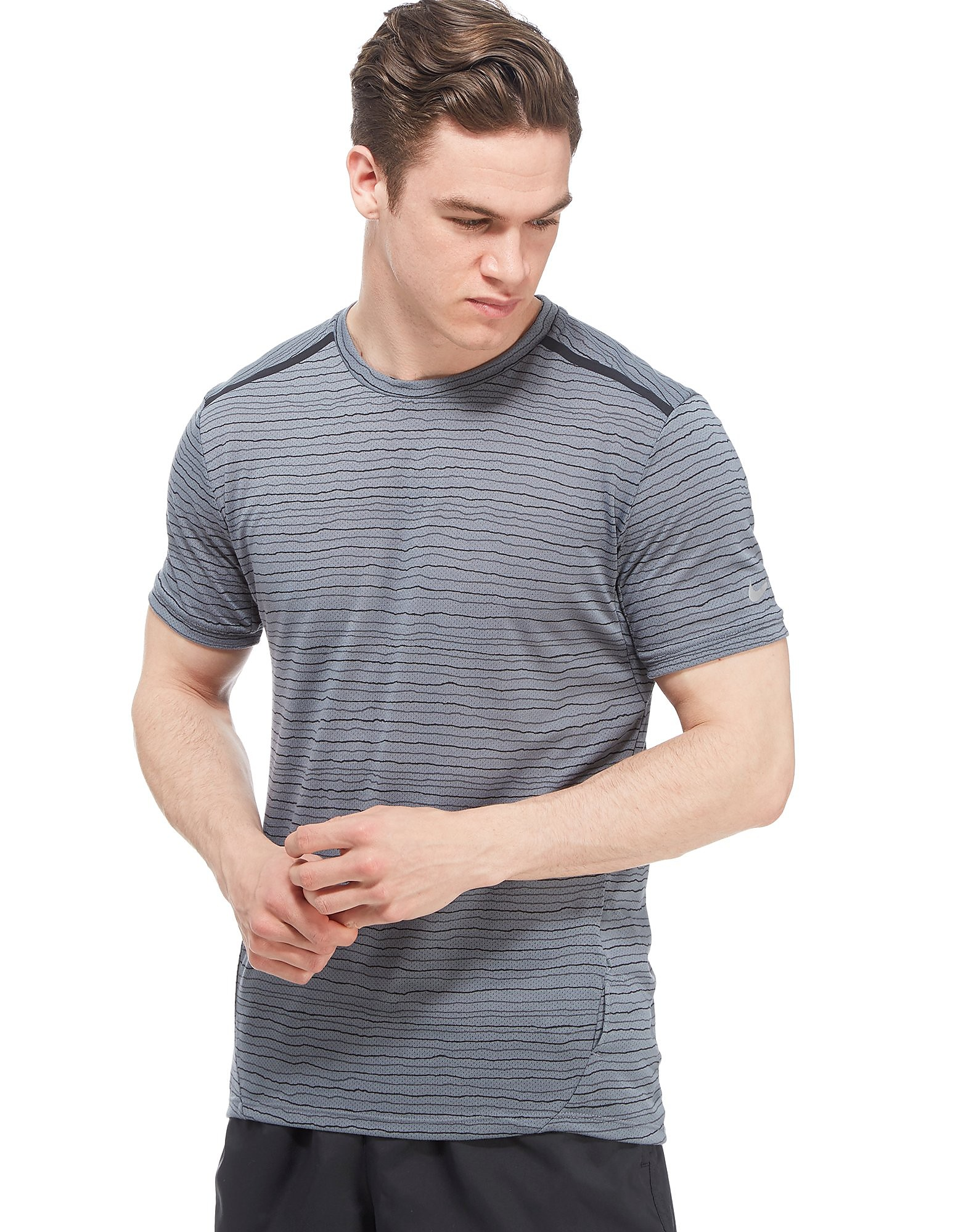 Nike Dri-FIT Cool Tailwind Stripe T-Shirt