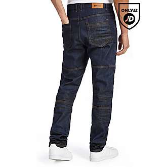 Nanny State Constructed Tapered Jeans