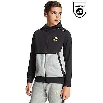Nike Air Hybrid Full Zip Hoody Junior