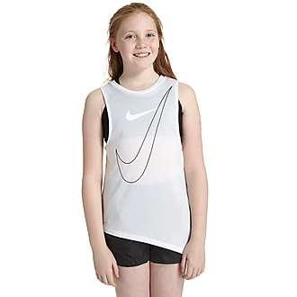 Nike Girls' Side Tie Tank Top Junior