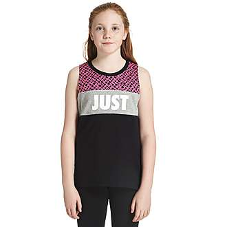 Nike Girls' Just Do It Tank Top