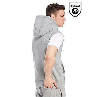 Nike Foundation Sleeveless Full Zip Hoody