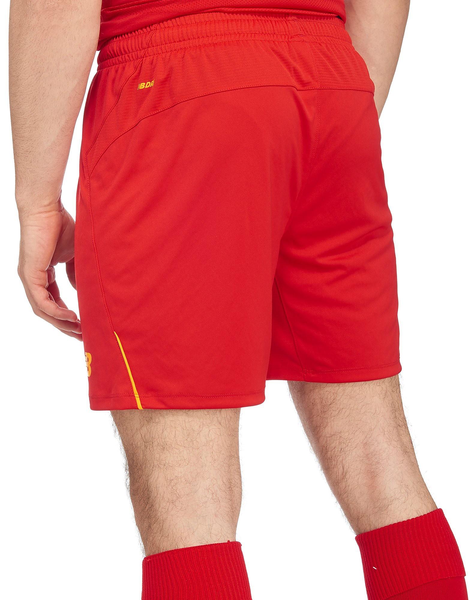 New Balance Liverpool FC 2016/17 Home Shorts