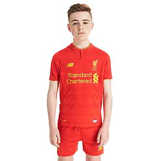 New Balance Liverpool FC 2016/17 Home Shirt Junior