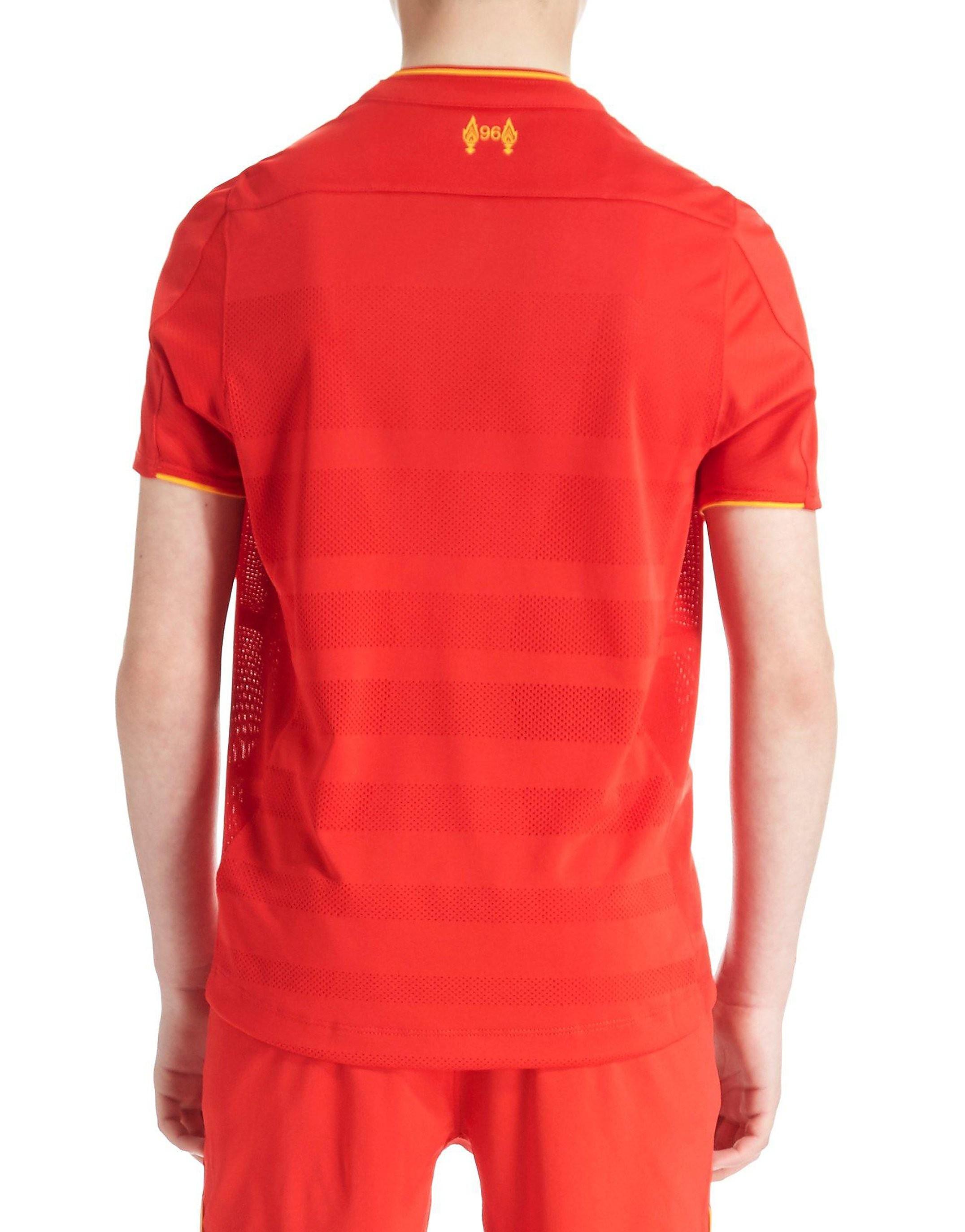 New Balance Liverpool FC 2016/17 Home Shirt Junior