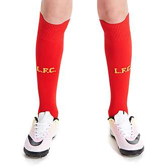 New Balance Liverpool FC 2016/17 Home Socks Junior