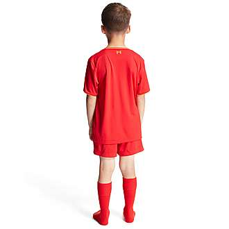 New Balance Liverpool FC 2016/17 Home Kit Children