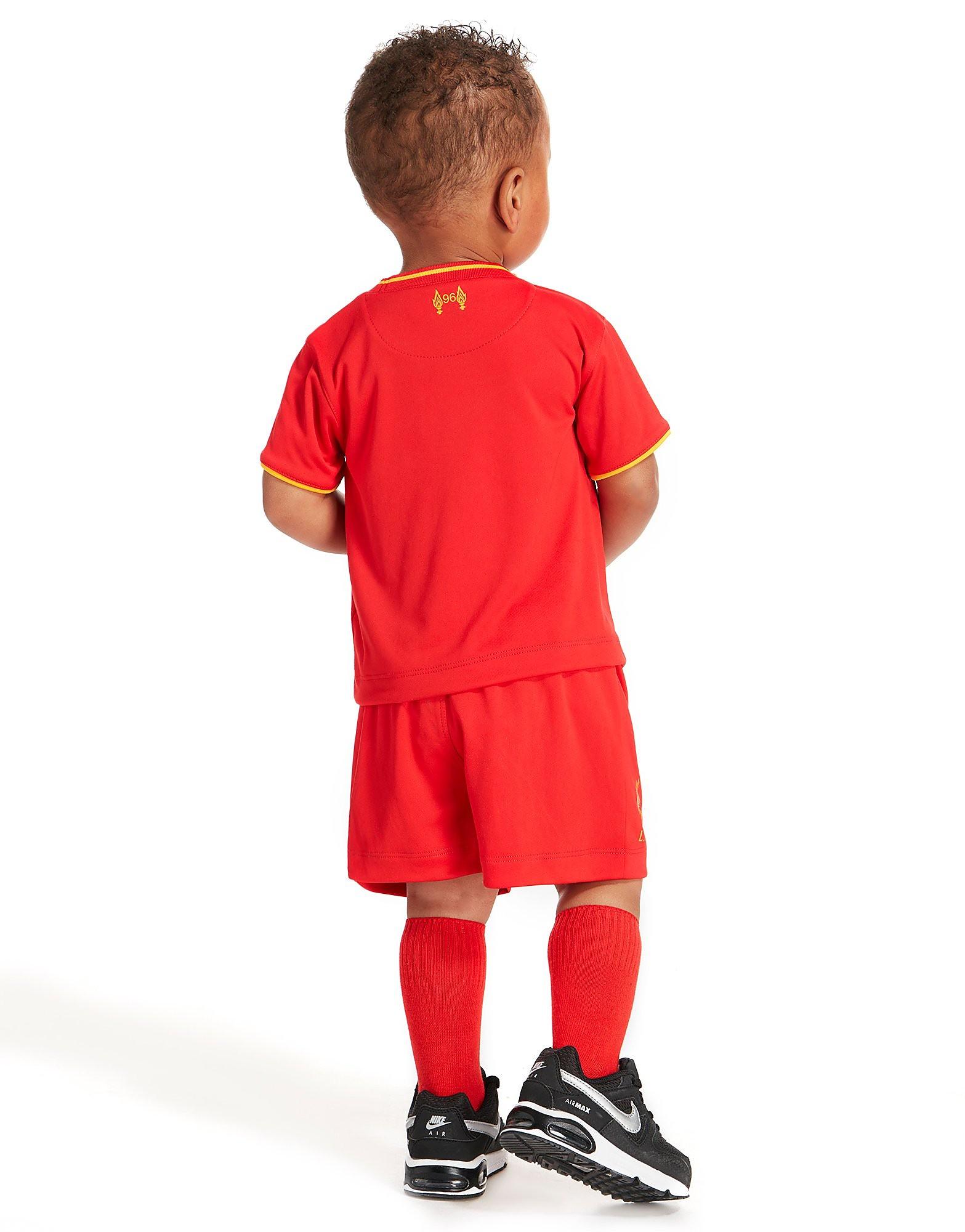 New Balance Liverpool FC 2016/17 hemmadräkt för baby