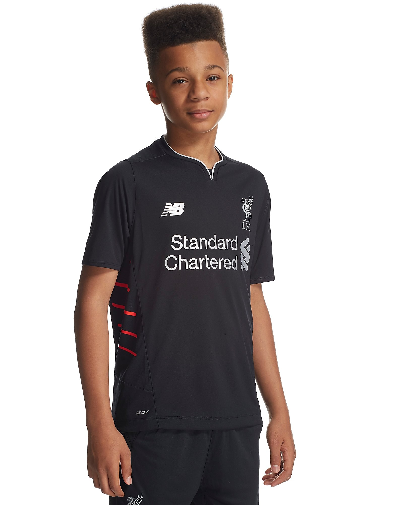 New Balance Liverpool FC 2016/17 Away Shirt Junior
