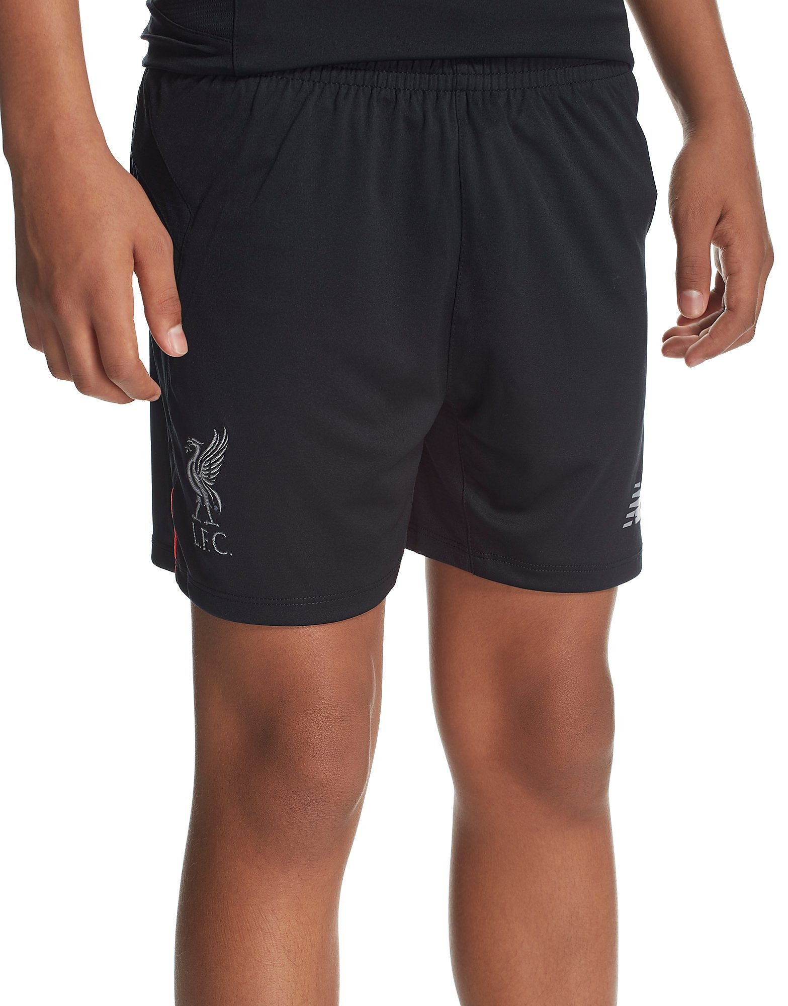New Balance Liverpool FC 2016/17 Away Shorts Junior