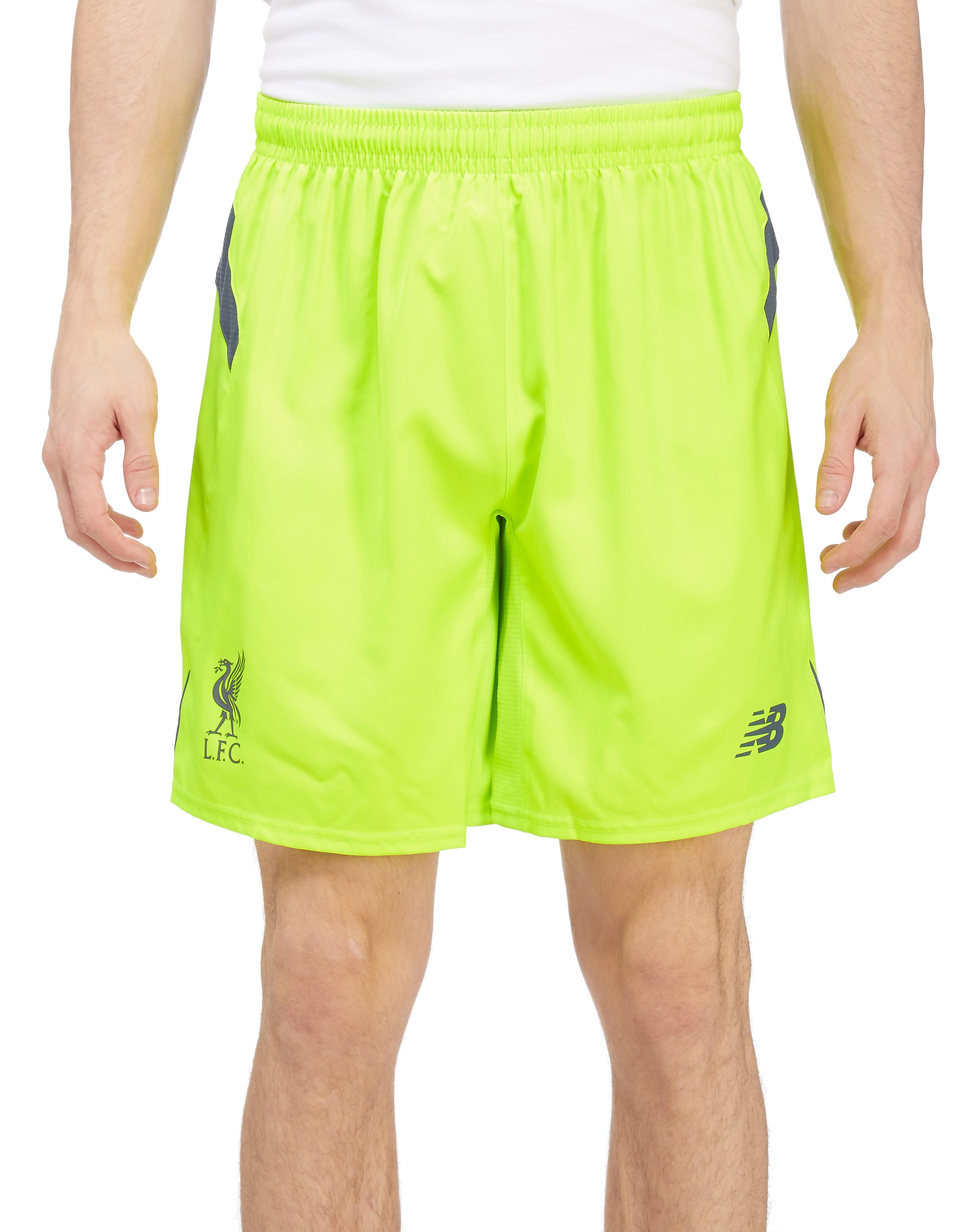 New Balance Liverpool FC 2016/17 Third Shorts