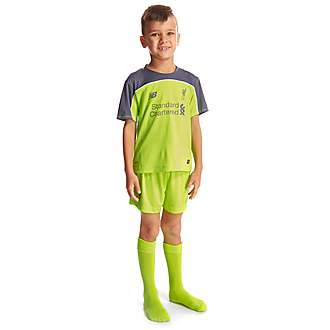 New Balance Liverpool FC 2016/17 Third Kit Children