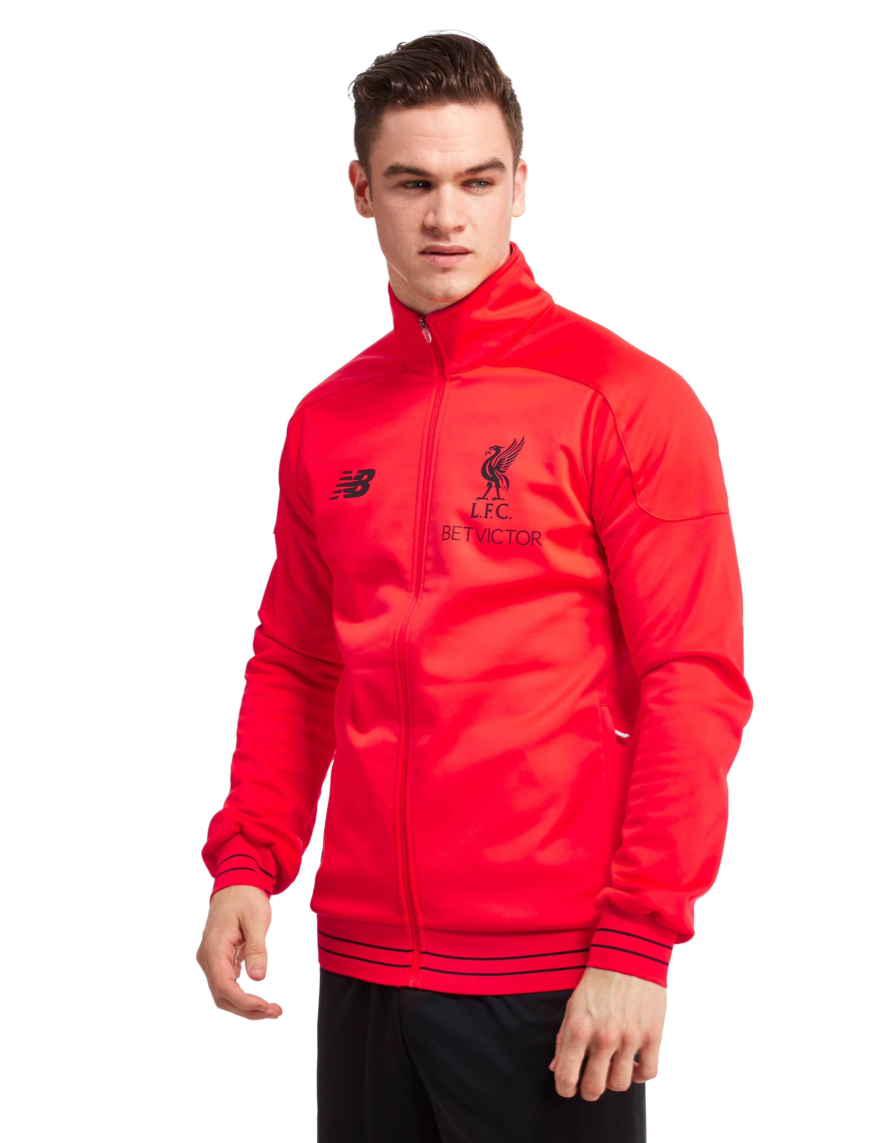 New Balance Liverpool FC Walk Out Jacket