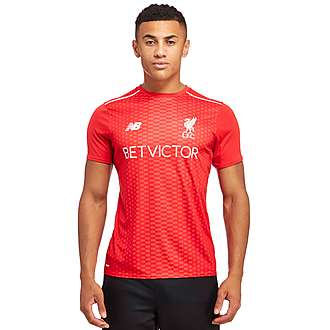 New Balance Liverpool FC Pre Match Top