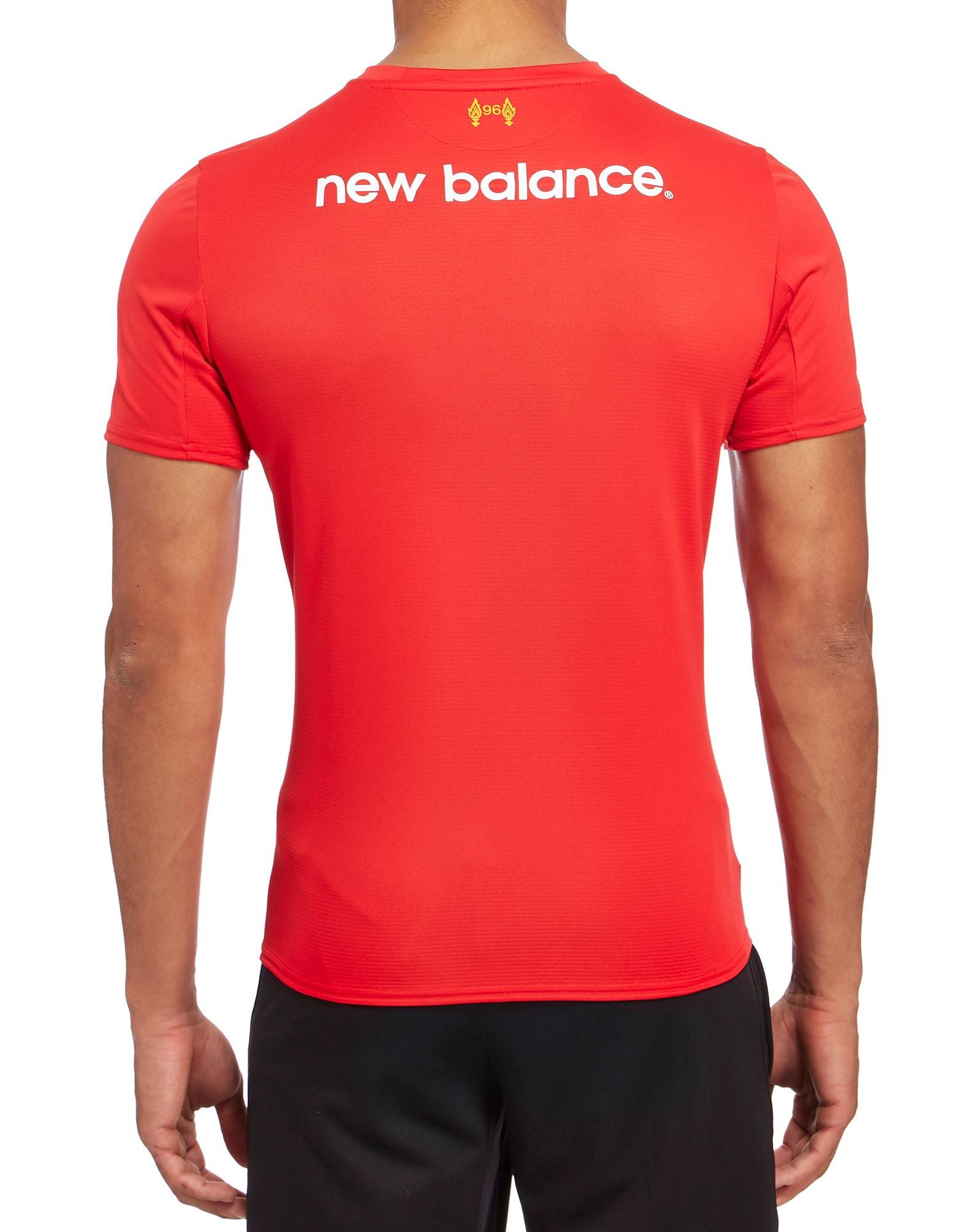 New Balance Liverpool FC Pre Match Top