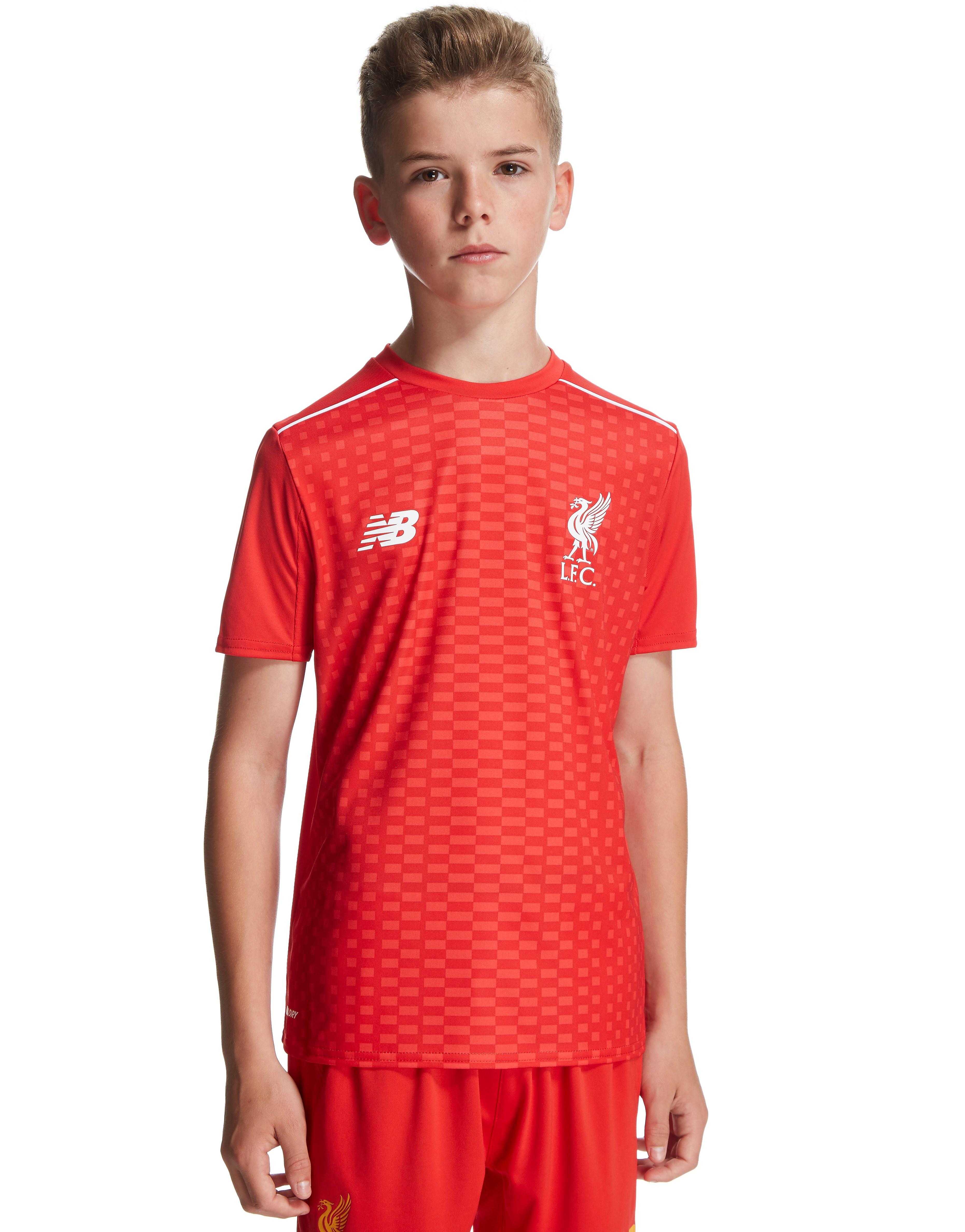 New Balance Liverpool FC Pre Match Top Junior