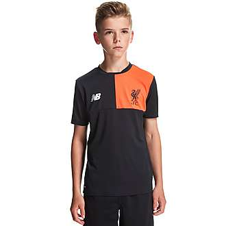 New Balance Liverpool FC Training Jersey Junior