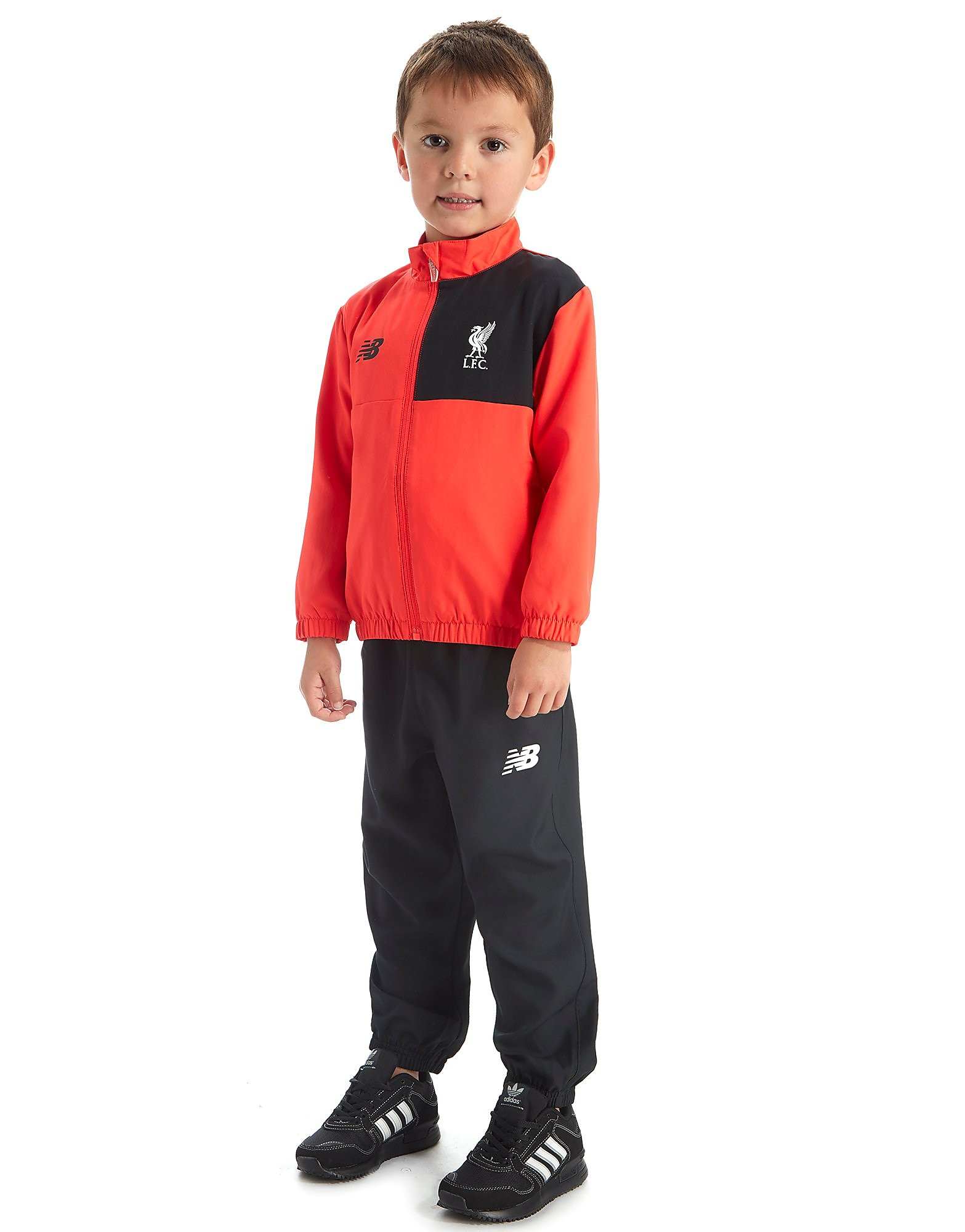 New Balance Liverpool FC Trainingsanzug Kinder
