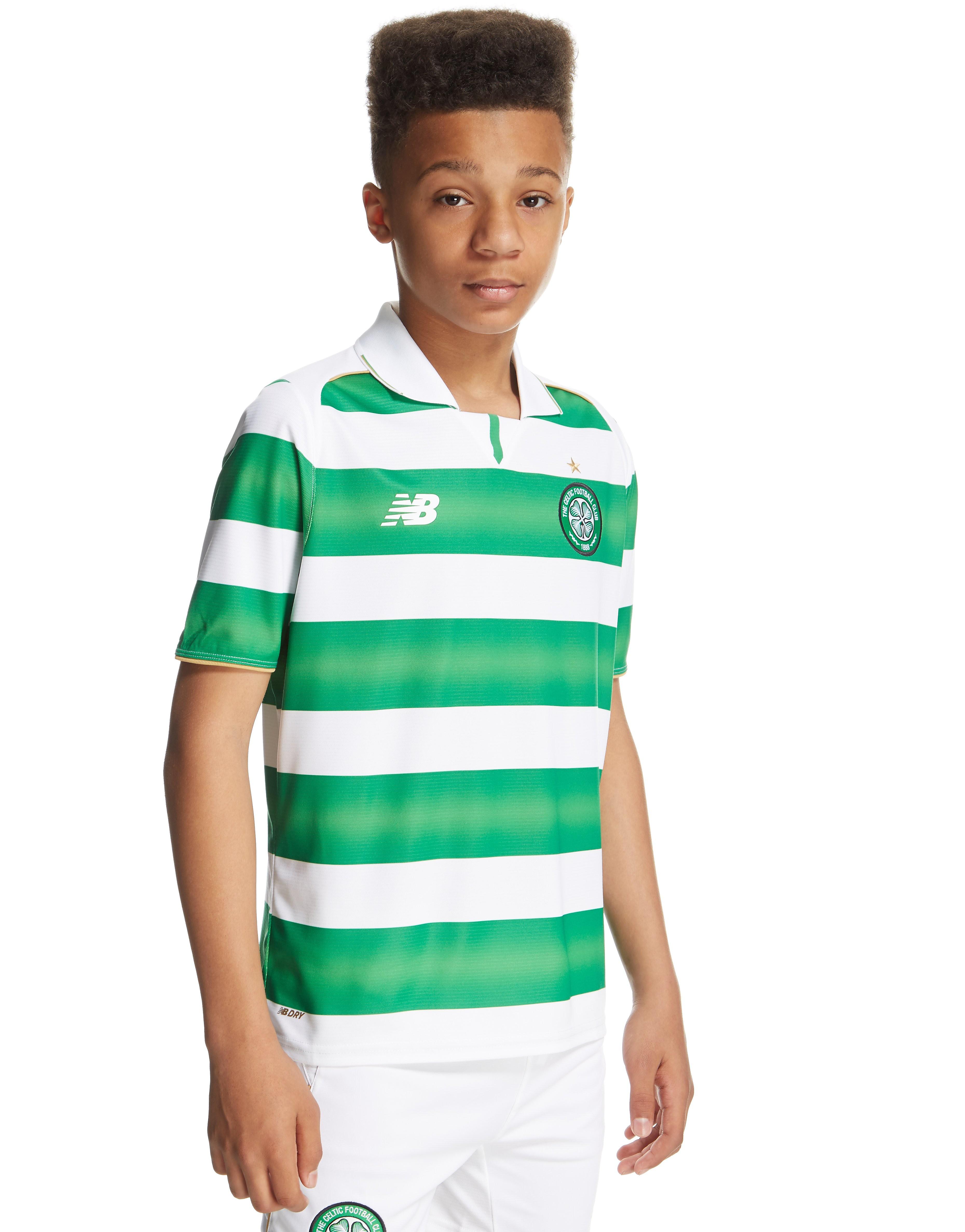 New Balance Celtic FC 2016/17 Home Shirt Junior
