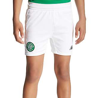 New Balance Celtic FC 2016/17 Home Shorts Jnr PRE ORDER