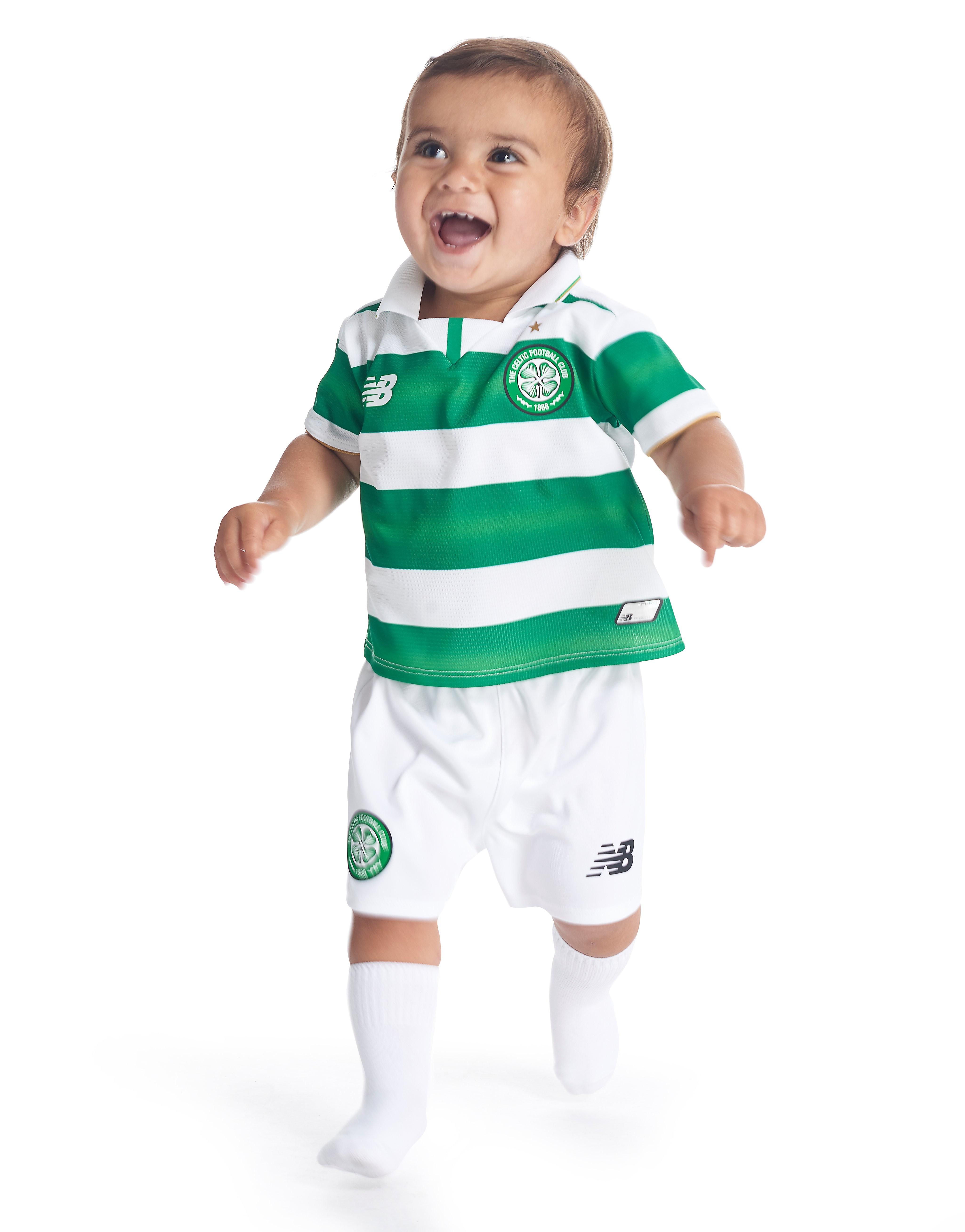 New Balance Celtic FC 2016/17 Home Kit Infant