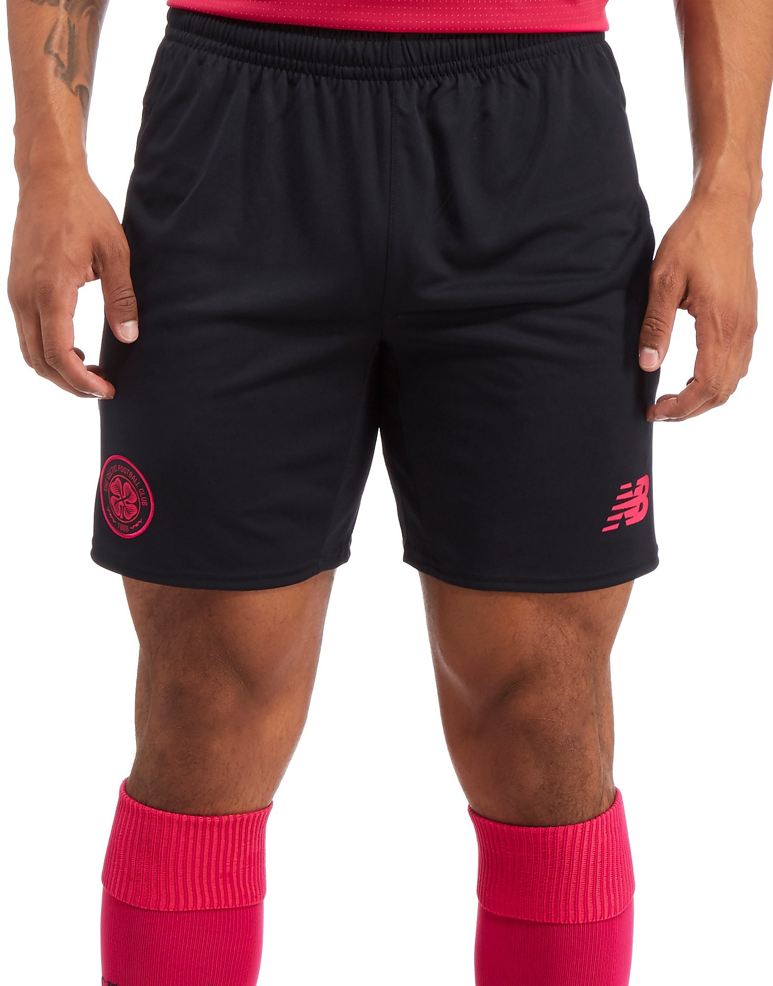 New Balance Celtic FC 2016/17 Third Shorts