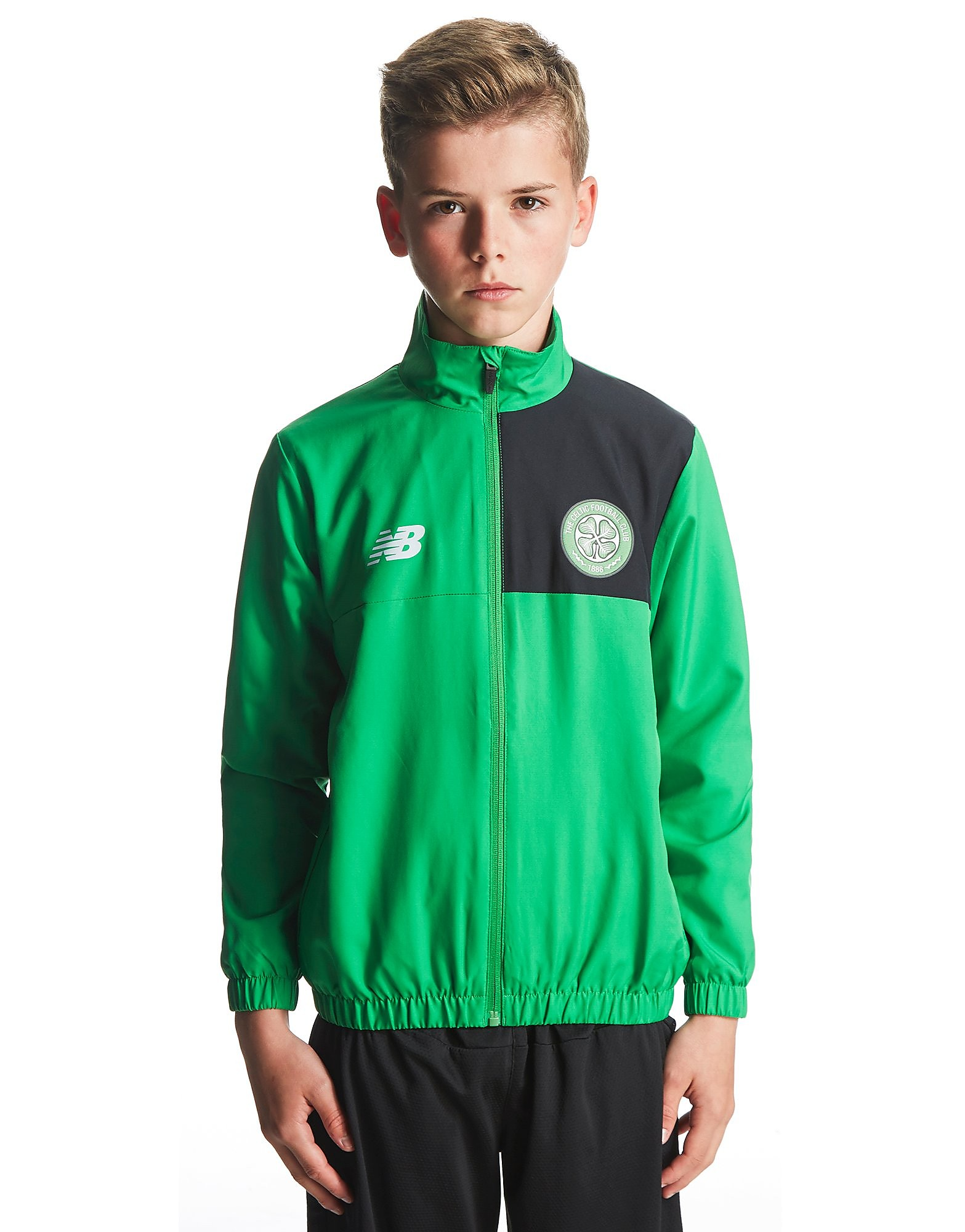 New Balance Celtic FC 2016/17 Presentation Jacket Junior