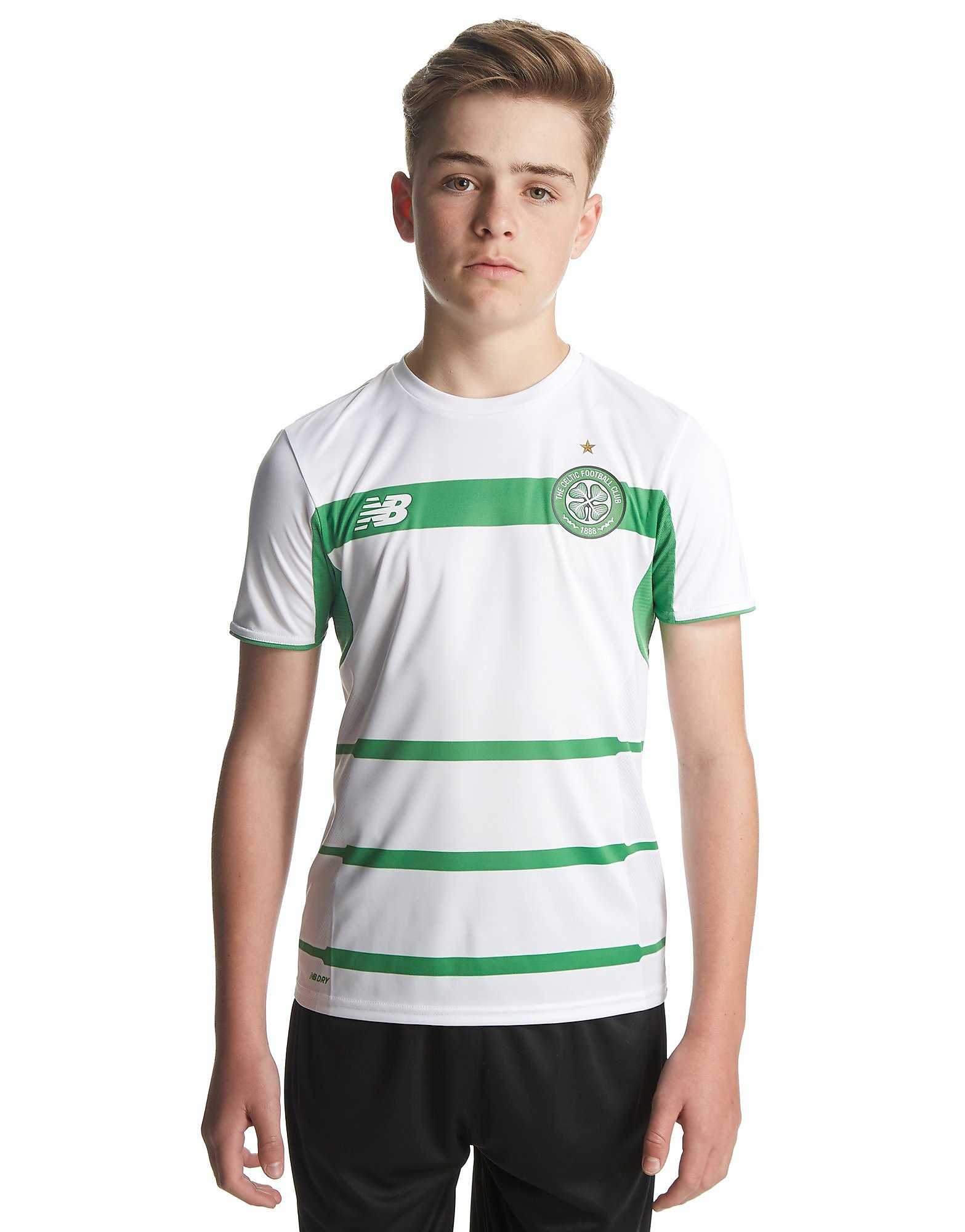 New Balance Celtic FC 2016/17 Pre Match Top Junior