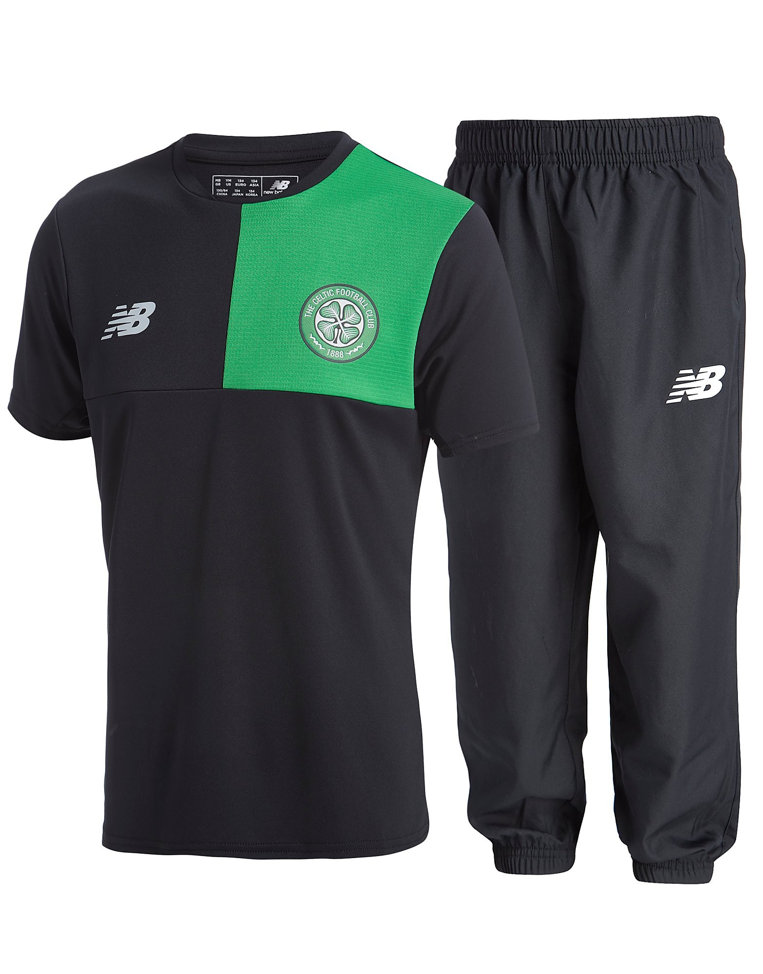 New Balance Celtic FC 2016/17 Presentation Suit Infant