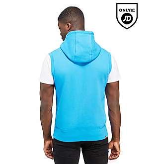 Nike Foundation Sleeveless Full Zip Hoody