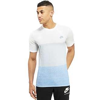 Nike Colour Block Stripe T-Shirt