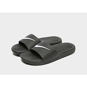 5bf64e65ec4875 Nike Kawa Slides Children Nike Kawa Slides Children