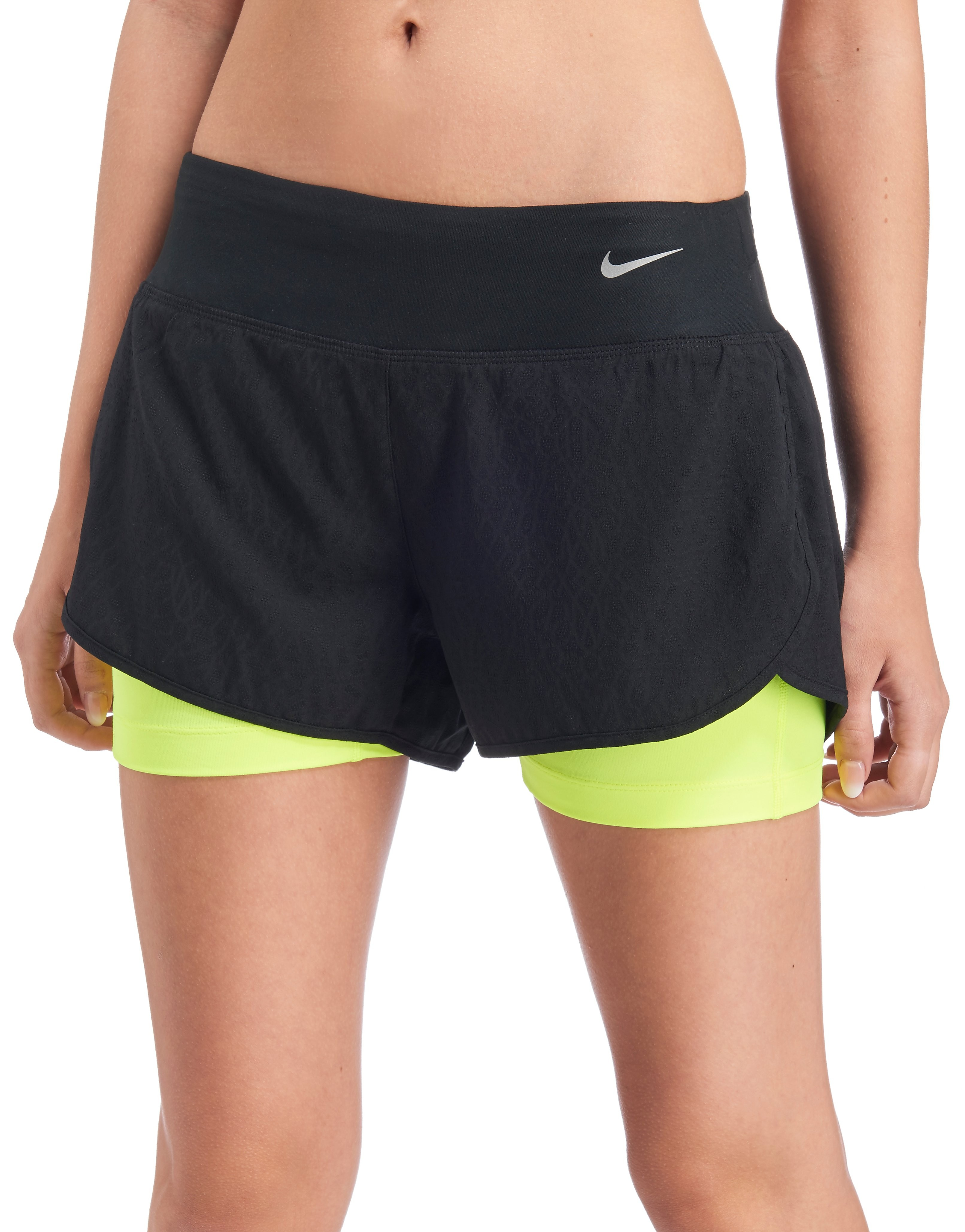 Nike Rival Jacquard 2-In-1 Shorts