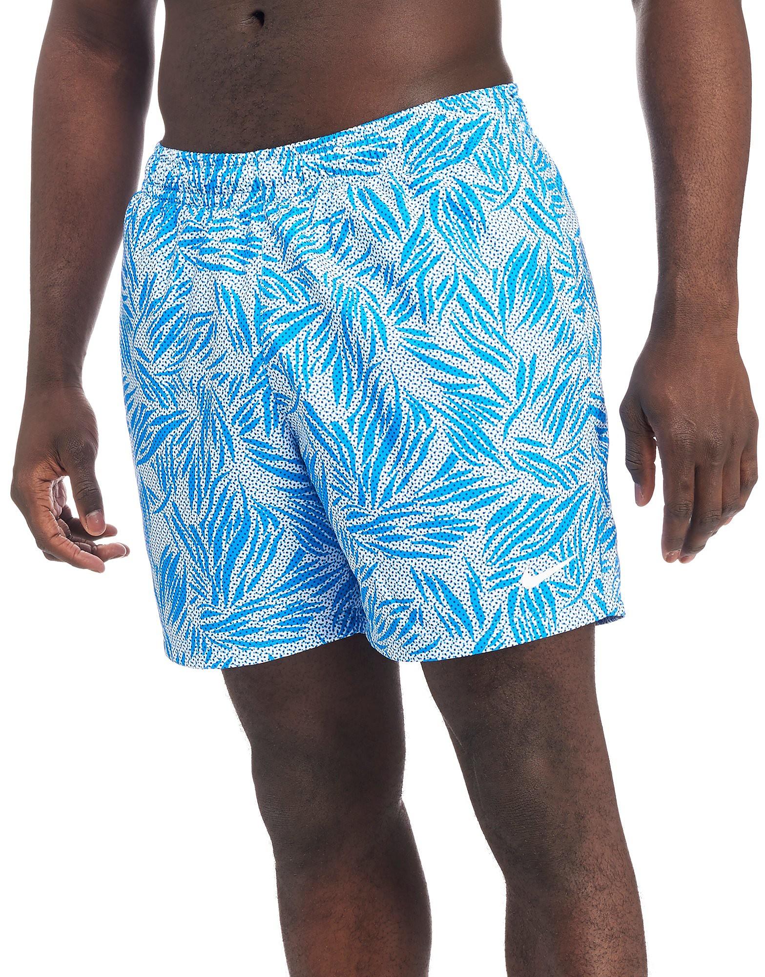 Nike Floral 2 Swim Shorts