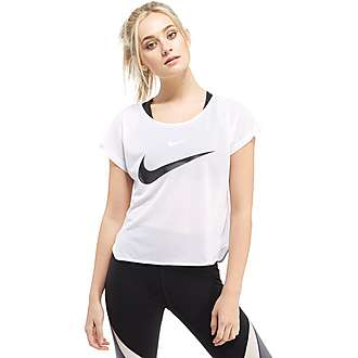 Nike City Cool Swoosh Running Top
