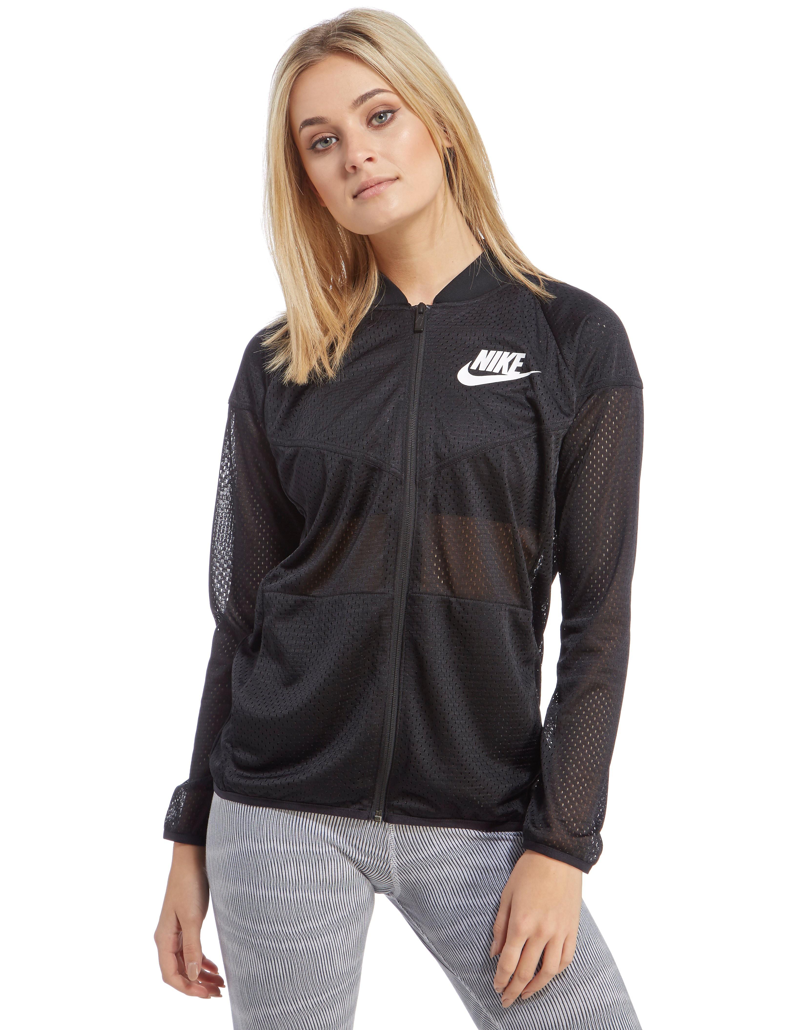 Nike Mesh Bomber Jacket