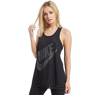 Nike Mesh Overlay Vest