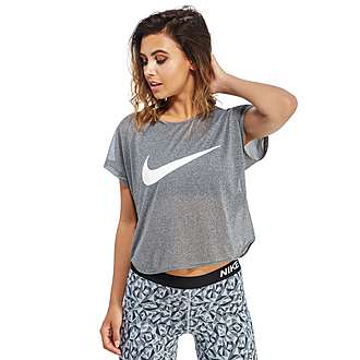 Nike City Cool Swoosh Running Top
