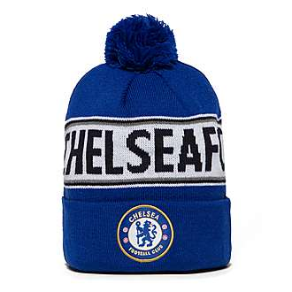 Official Team Chelsea FC Bobble Beanie