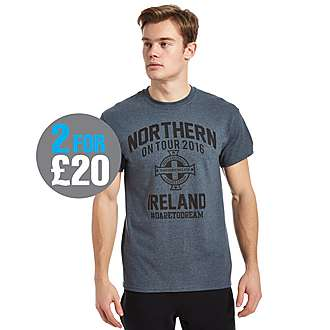 Official Team Northern Ireland Dare 2 T-Shirt
