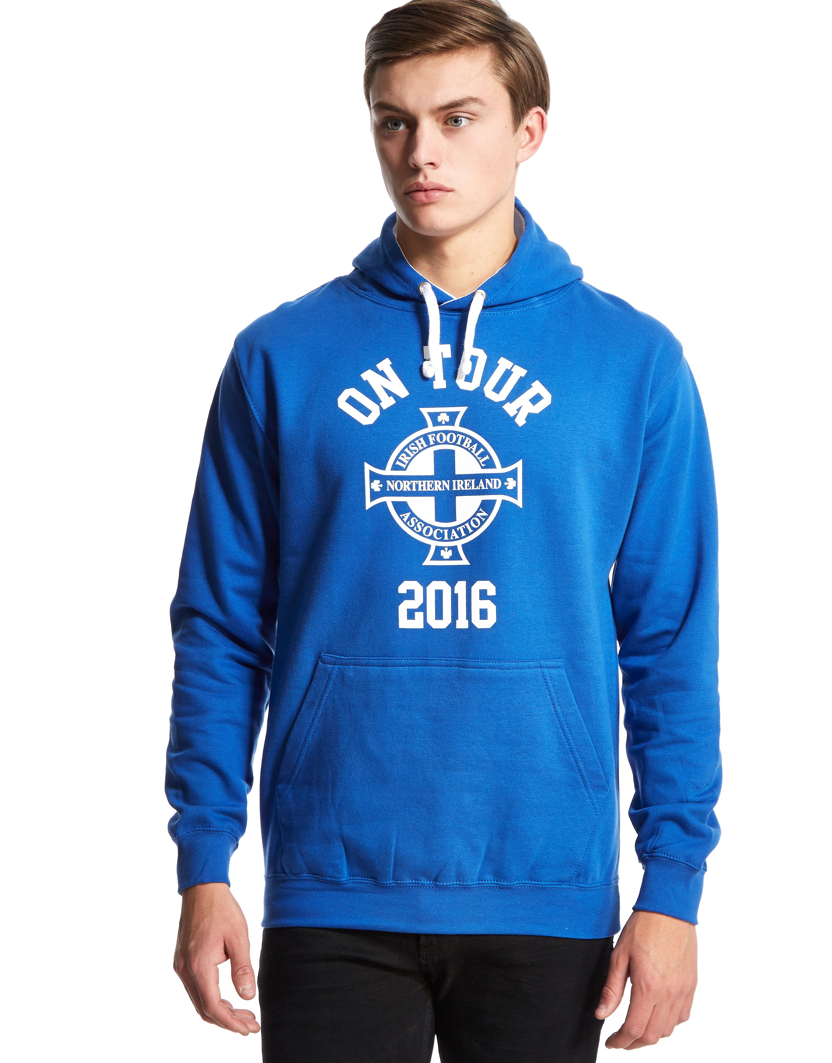 Official Team Northern Ireland On Tour Hoody