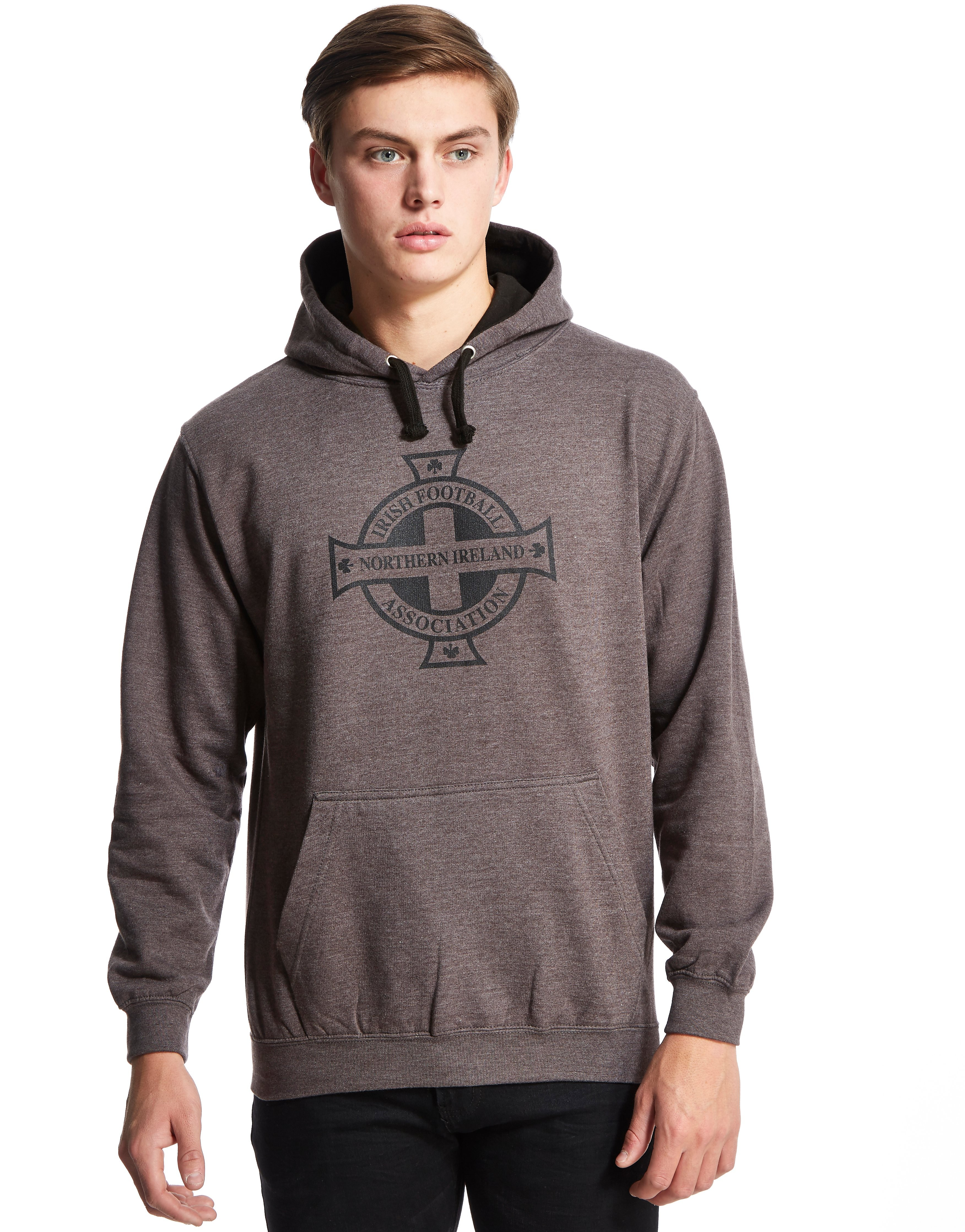 Official Team Northern Ireland Crest-hoodie
