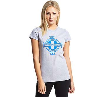Official Team Northern Ireland Crest T-Shirt
