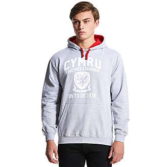 Official Team Wales On Tour Hoody
