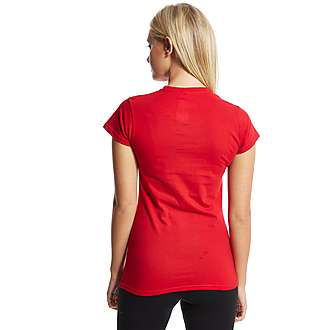 Official Team Wales Crest T-Shirt