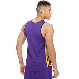 adidas Summer Run LA Lakers Vest