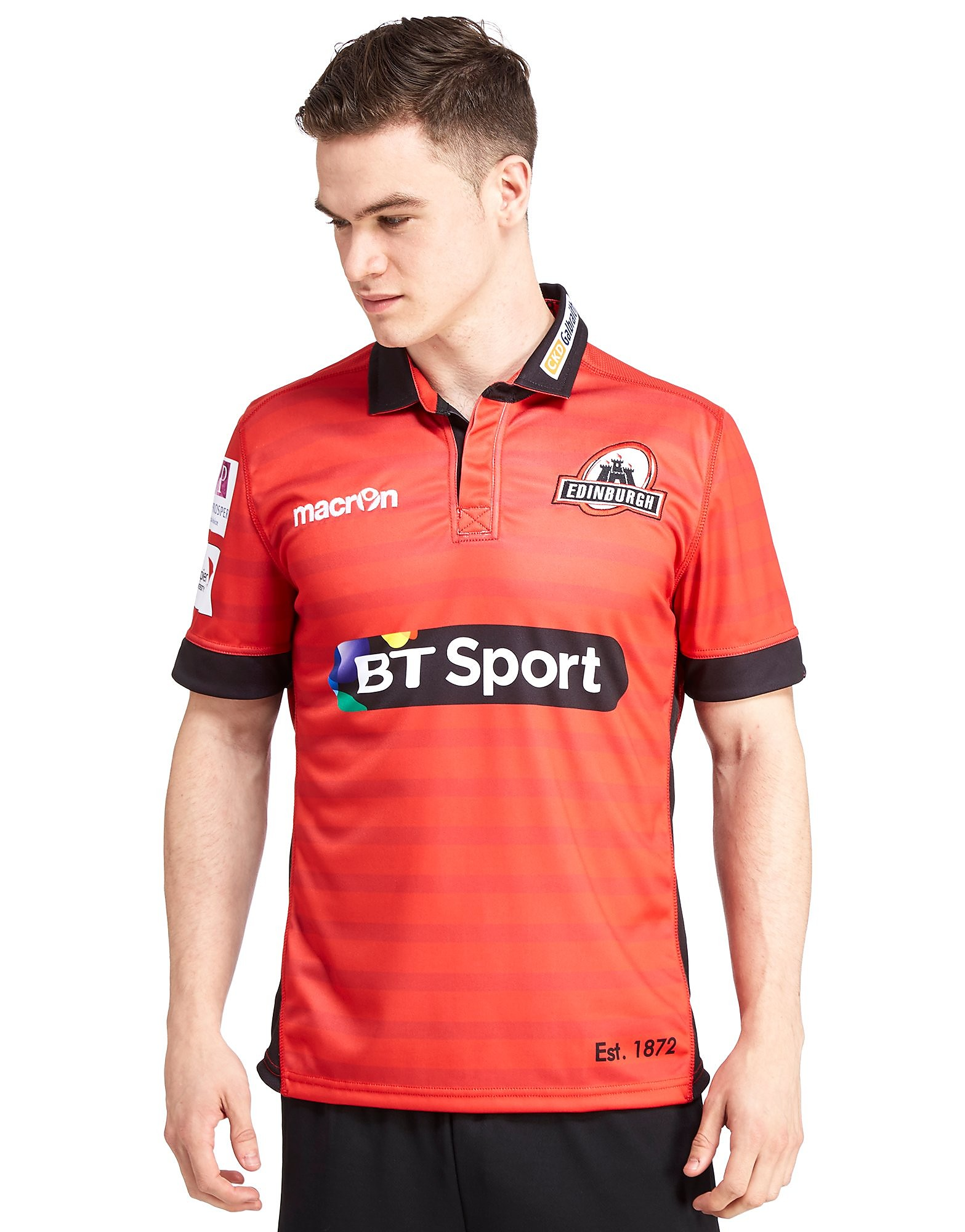 Macron Edinburgh RFU 2016/17 Away Shirt