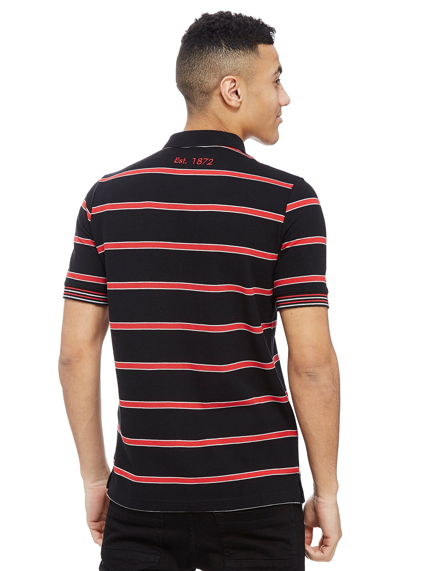Macron Edinburgh Rugby Polo Shirt